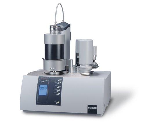 DSC 404 F1 Pegasus® – высокотемпературный Дифференциально сканирующий калориметр
